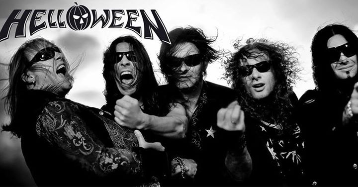 Helloween Ticket Giveaway Image