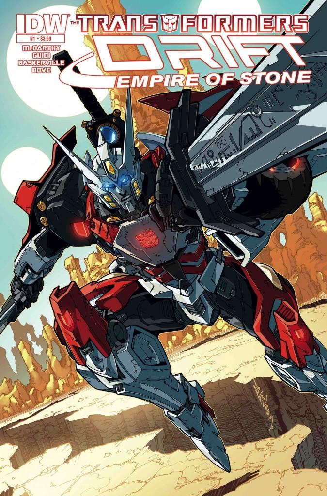 transformers-drift