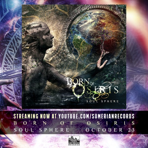 » Blog Archive Born of Osiris streaming their new album ...