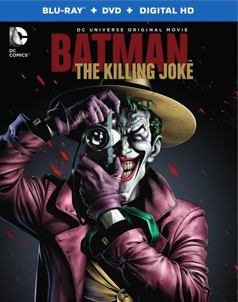 killing joke DVD