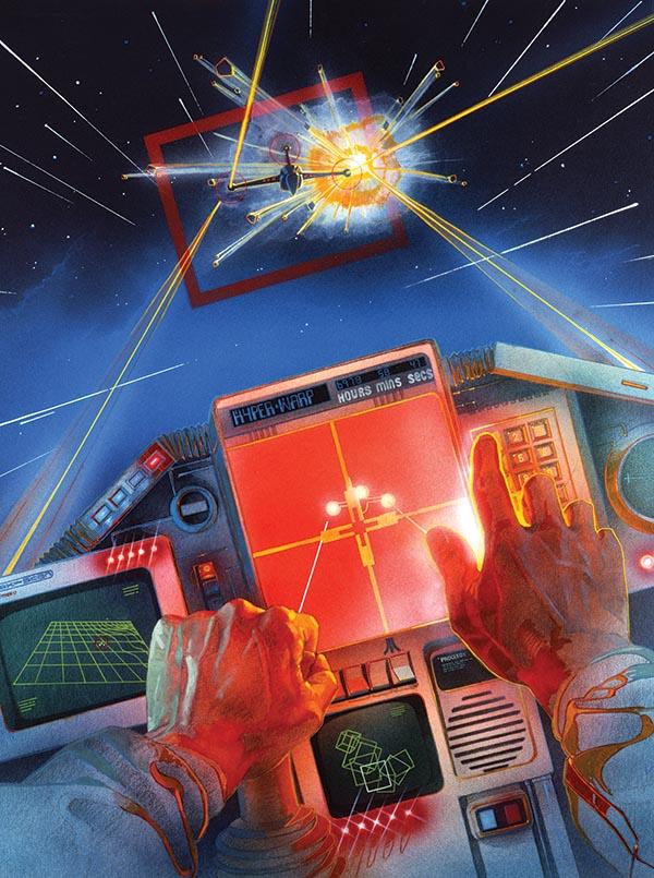AtariPosterBookStarRaiders