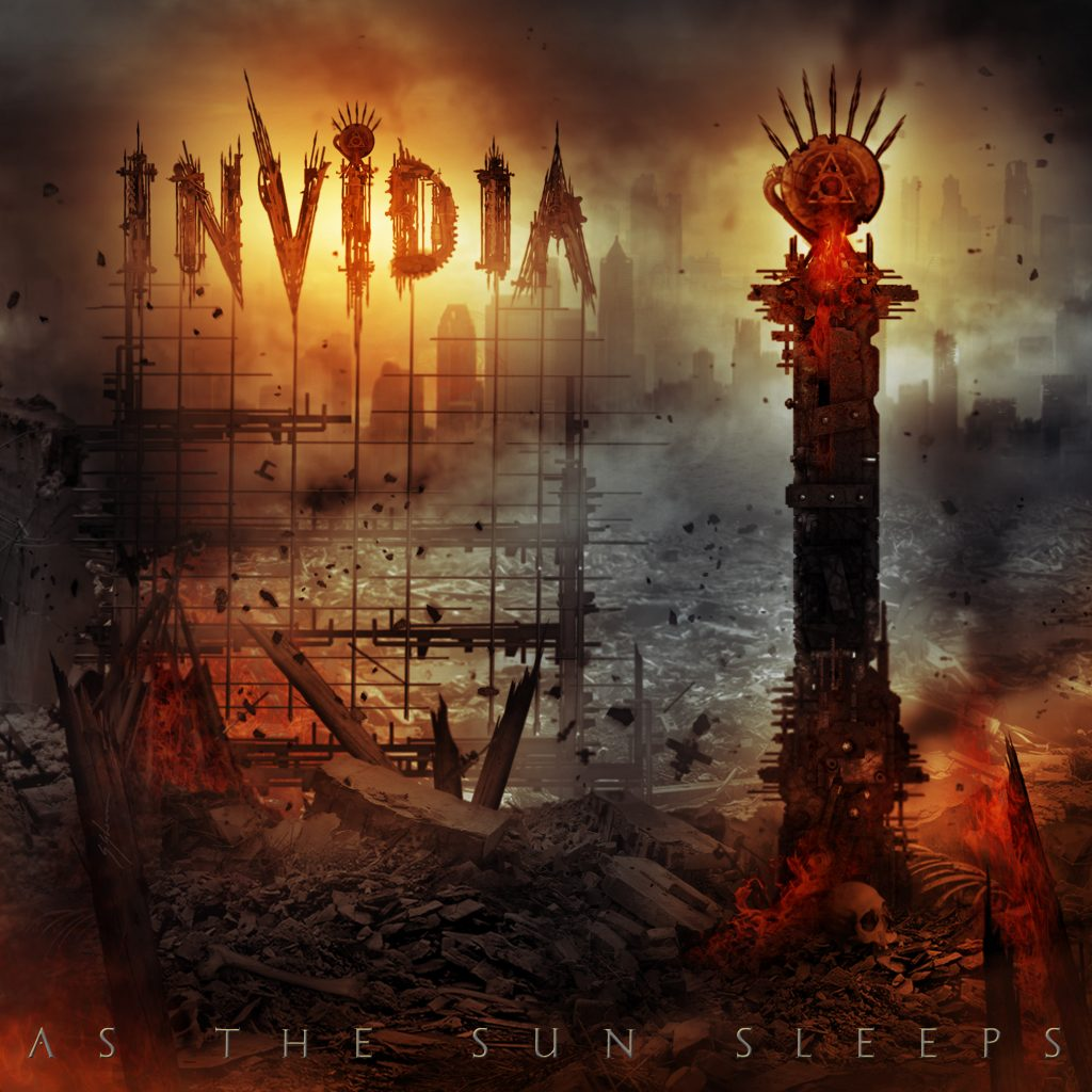 INVIDIA_as_the_sun_sleeps_cover