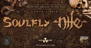 Soulfly Nile