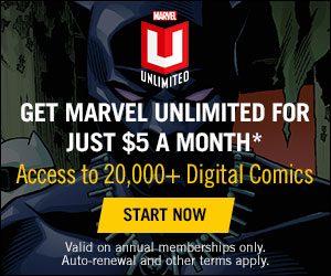 Marvel $5 Month