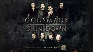 GODSMACK_shinedown_tour_poster