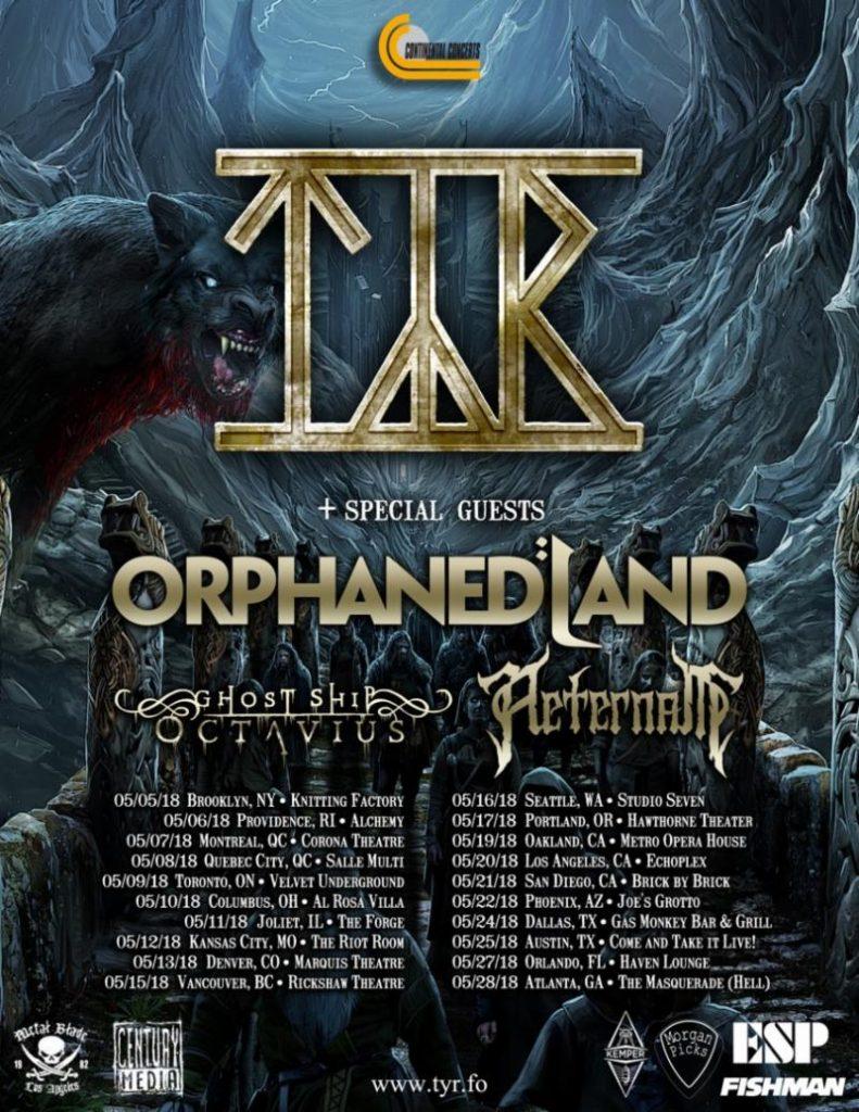 Tyr_tour_poster